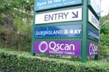 Medical Center Sign Panels