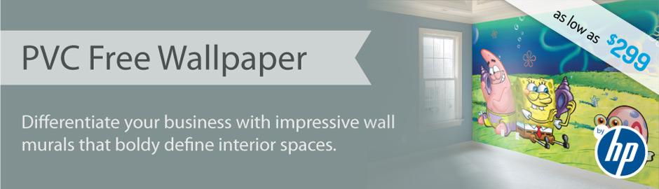 Free PVC Wall Paper