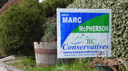 Lawn Sign for committee