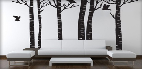 Wall Stickers Vinyl Decals To Bring Walls To Life SignSitecomau - Vinyl wall decals australia
